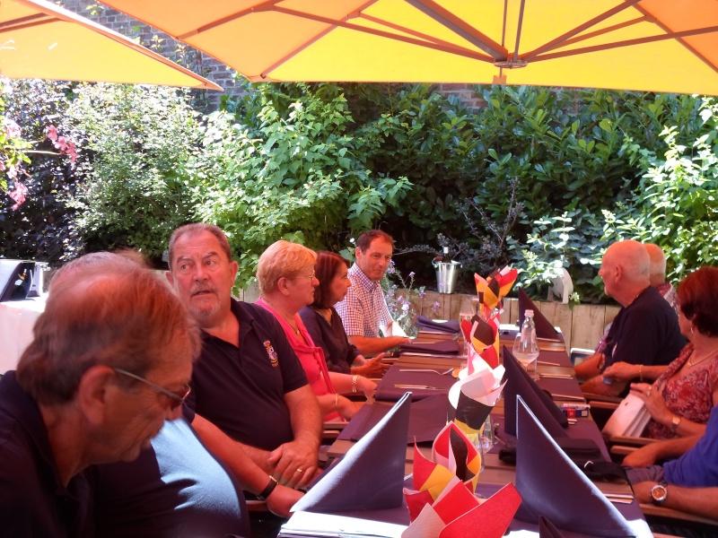 21 Juillet 2013 à Liège. 21-07-21