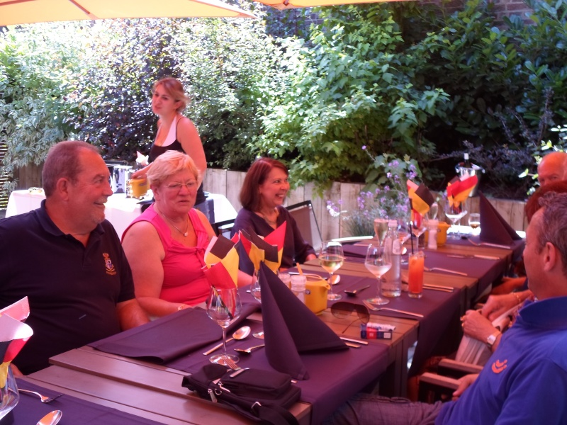 21 Juillet 2013 à Liège. 21-07-23