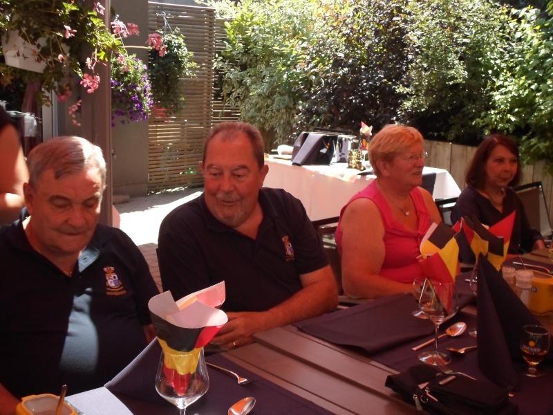 21 Juillet 2013 à Liège. 21-07-25