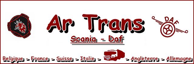 AR TRANS (Entreprise virtuel Ets2)