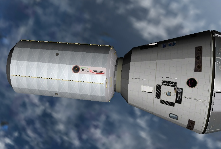 Moduli CTM [Cargo Transport Module) Ctm-0010