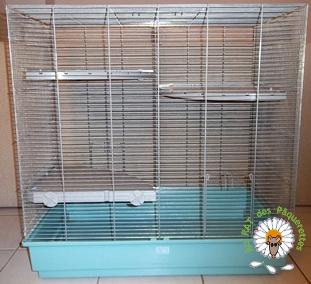 Bricolage d'une grande cage : associer Jenny+ Chichi2, ajout de portes Bricol10