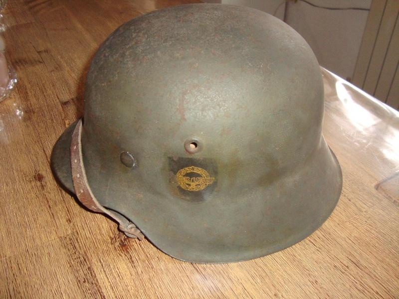 casque allemand Reichbahn Polizei Mod_4212