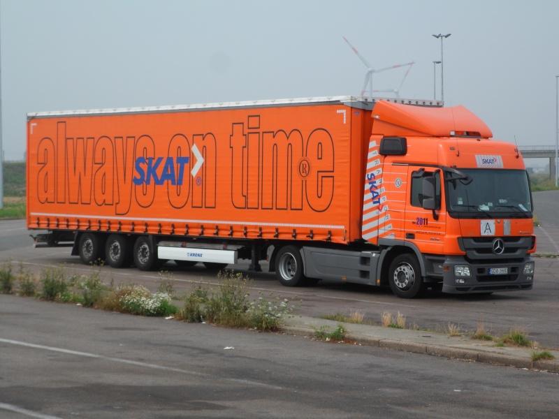 Skat Transport sp. z o.o. - Gdańsk Sam_0929