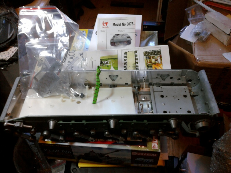 Strato's KV-2 Build Photo124