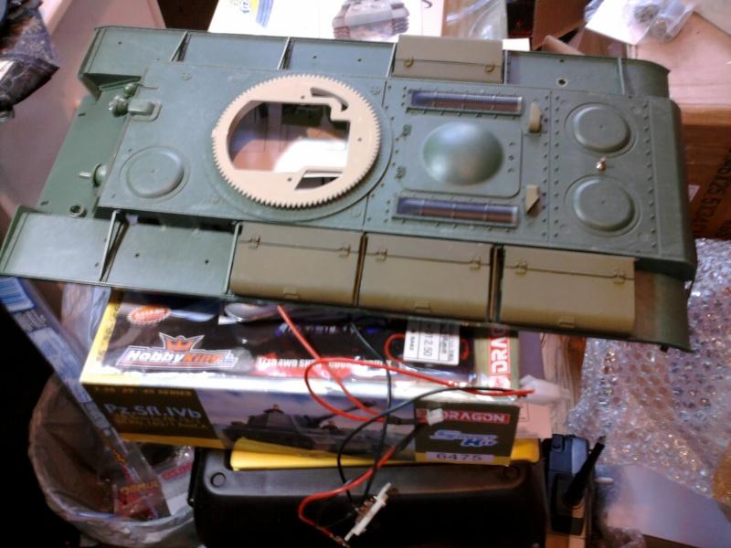 Strato's KV-2 Build Photo125
