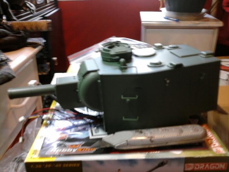 Strato's KV-2 Build Photo126