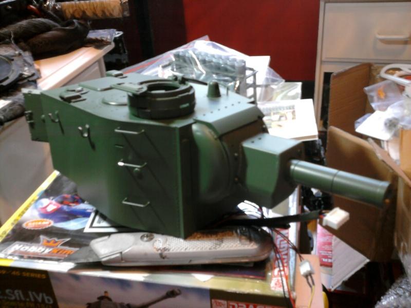 Strato's KV-2 Build Photo127