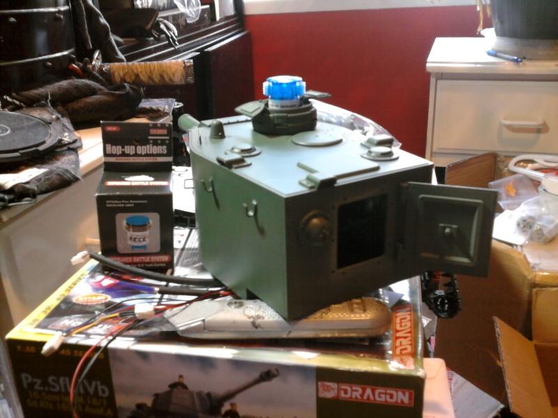 Strato's KV-2 Build Photo128