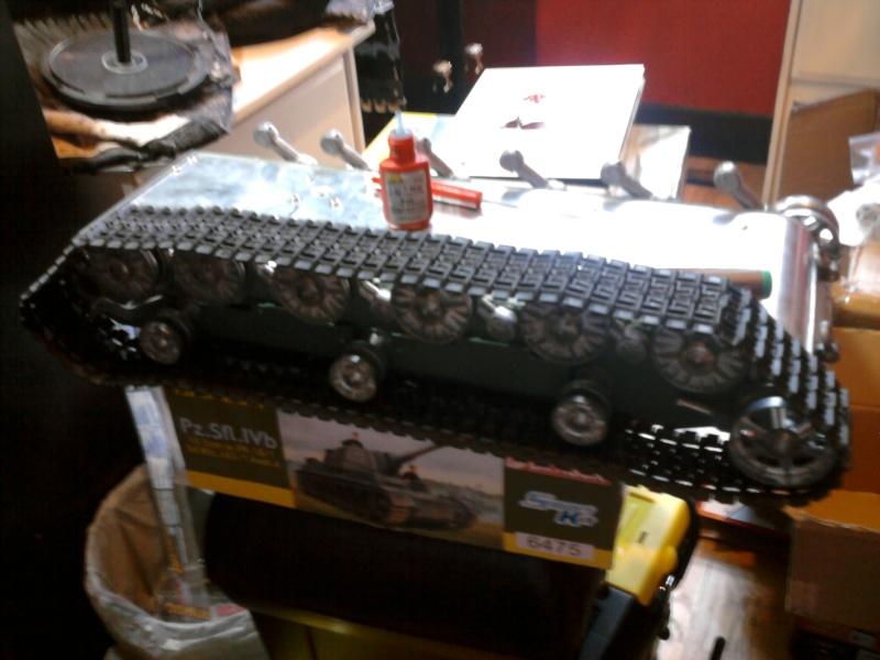 Strato's KV-2 Build Photo130
