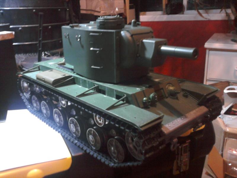 Strato's KV-2 Build Photo131