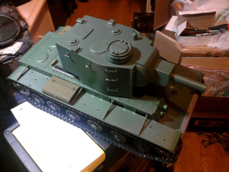 Strato's KV-2 Build Photo132