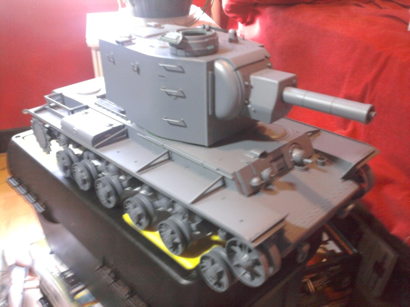 Strato's KV-2 Build Photo133