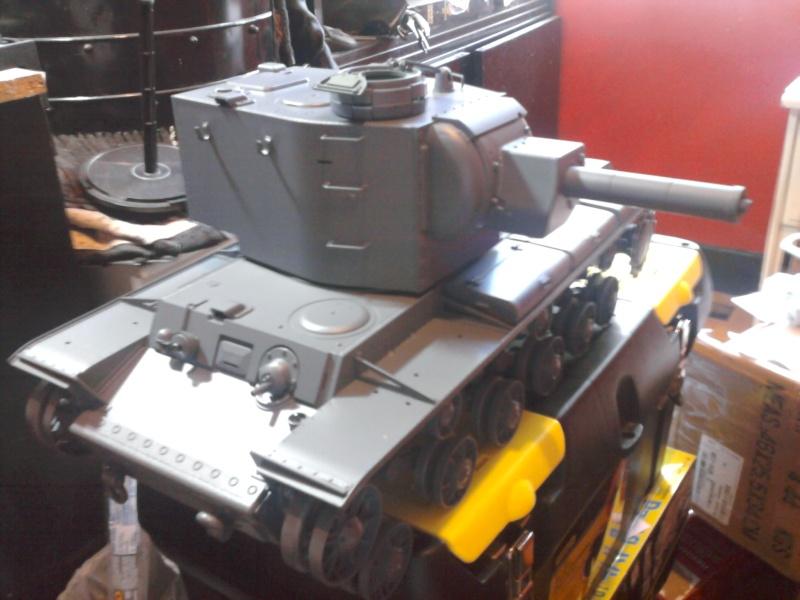 Strato's KV-2 Build Photo134