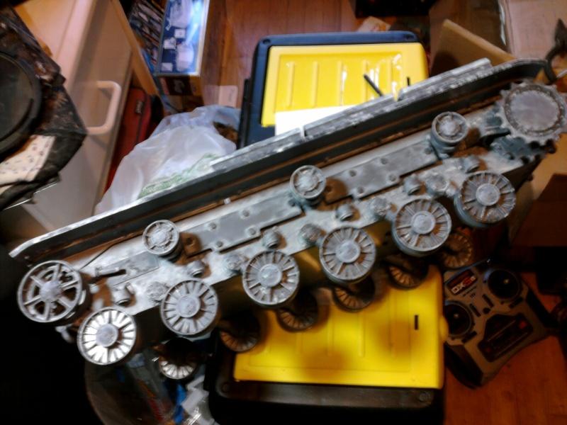 Strato's KV-2 Build - Page 2 Photo136