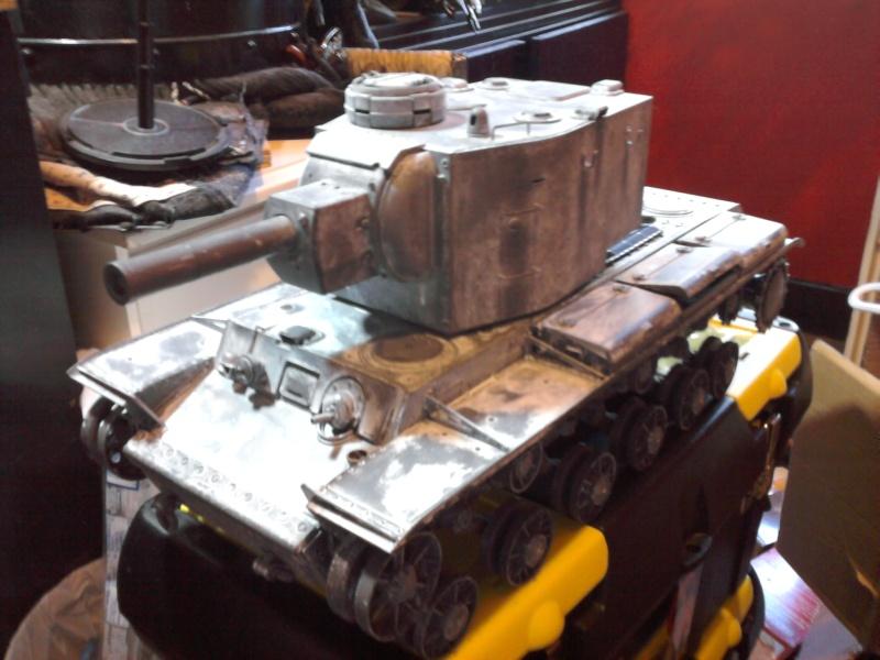 Strato's KV-2 Build - Page 2 Photo137