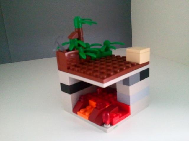 [Lego] Minecraft de BadLuck (Nouvelle Partie !) 111