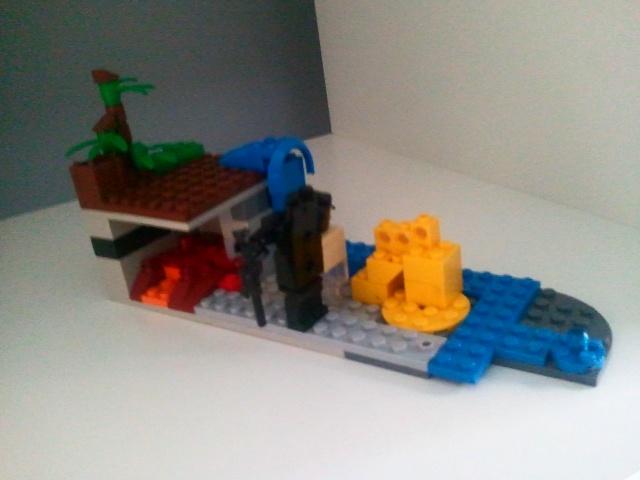 [Lego] Minecraft de BadLuck (Nouvelle Partie !) 112