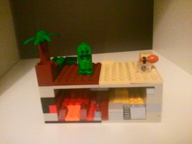 [Lego] Minecraft de BadLuck (Nouvelle Partie !) 113
