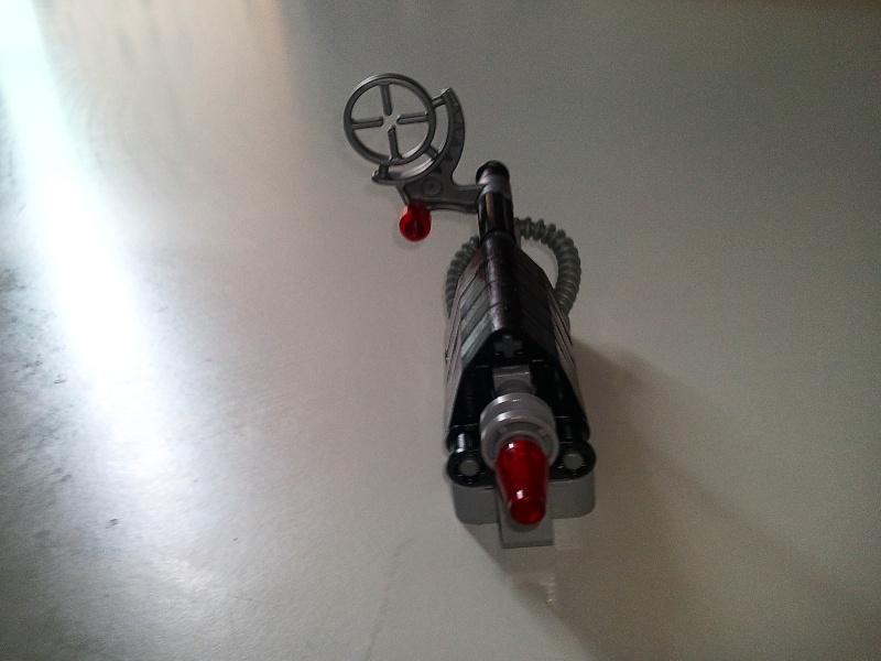 [MOC] Fusil Laser De Nuparu 310