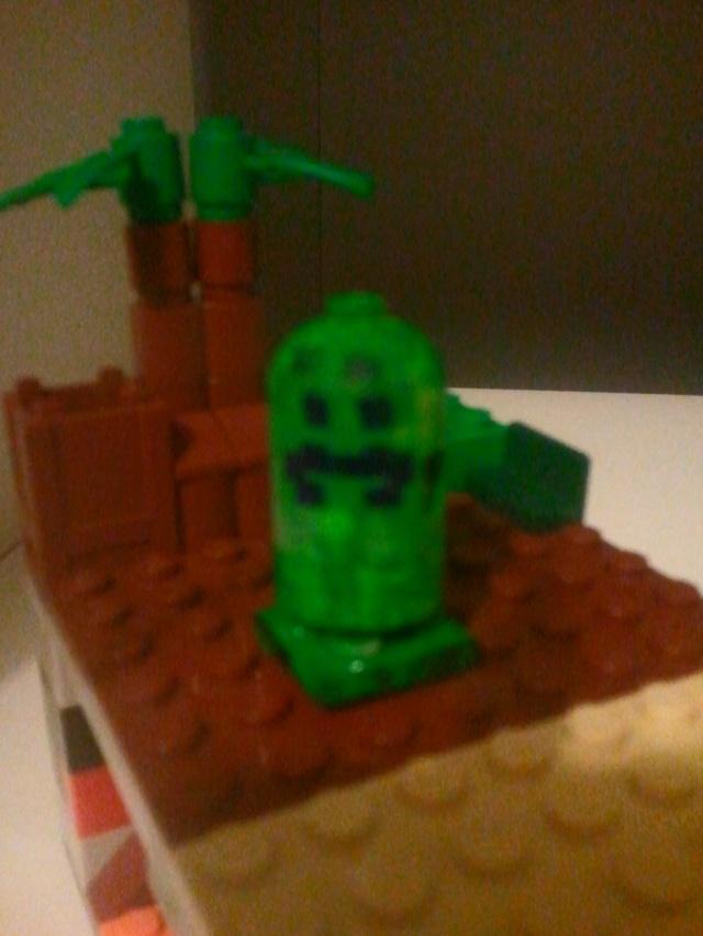 [Lego] Minecraft de BadLuck (Nouvelle Partie !) 412