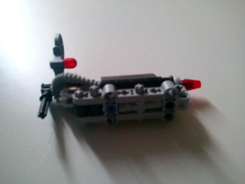 [MOC] Fusil Laser De Nuparu 510