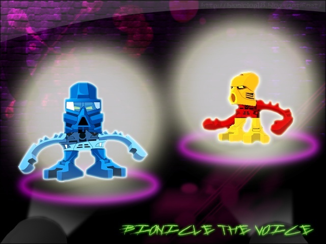 [Projet] Bionicle The Voice (Chuuut ! Ca commence :O] - Page 2 Bionic11