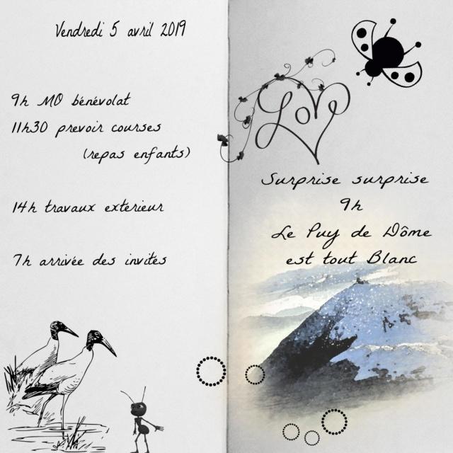 2019-13 Challenge invité / carnet de notes  - Page 5 Carnet10
