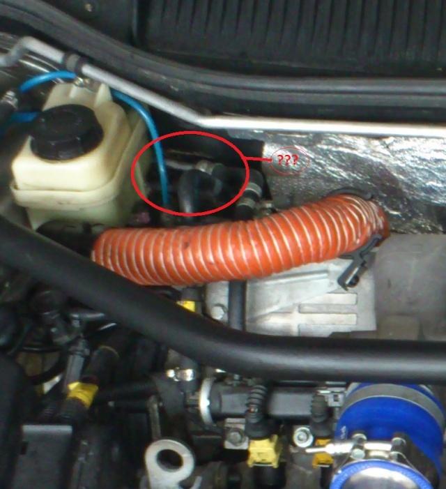 Montage regulateur pression essense Malpassi Durite10