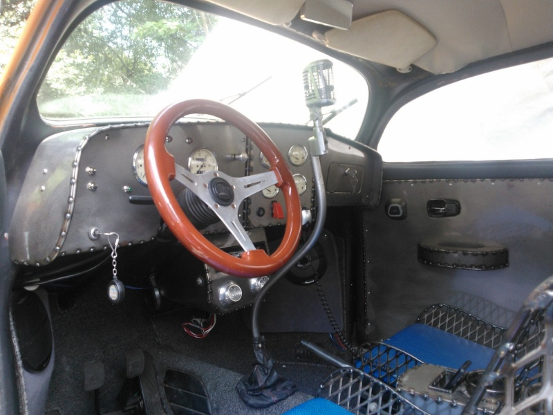 my 67  and new shifter Wp_00010