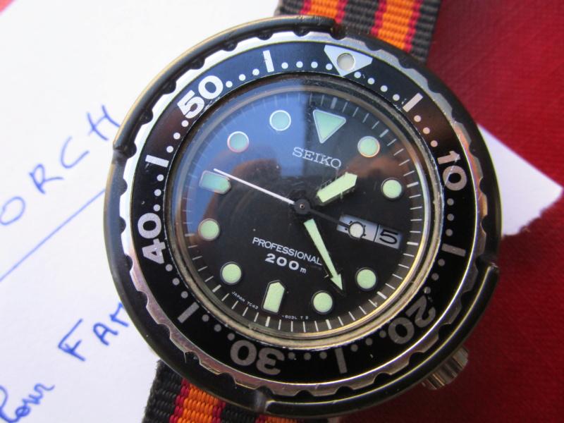 """Vends - [VENDU] Seiko """"mini Tuna"""" quartz 7C43 6020 Img_0916"""