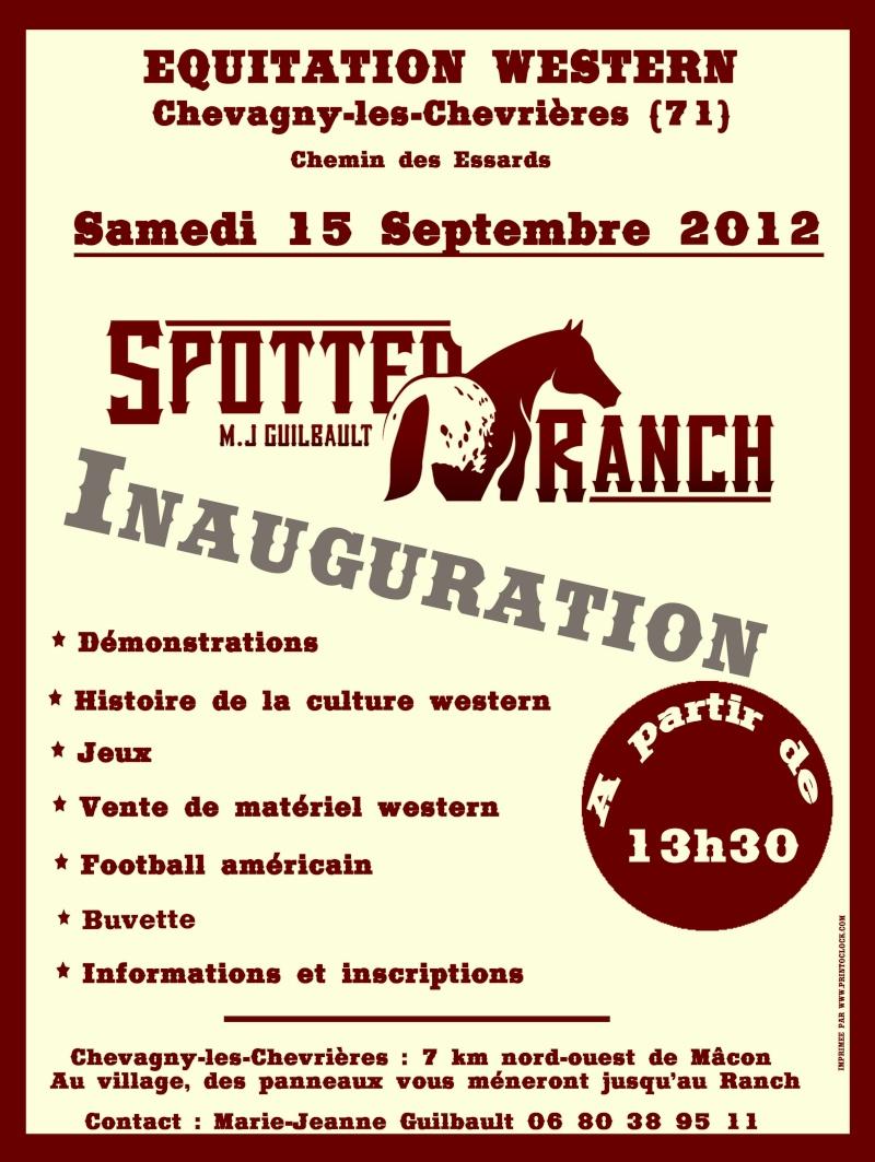 Spotted Ranch : Mâcon / Saône et Loire Affich10
