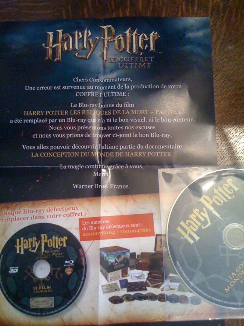 Harry Potter : Coffret Malle 01/09/2016 - Page 8 Img_0713