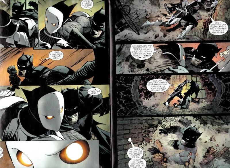 ma collection de Bande dessinée - Page 9 Batman12