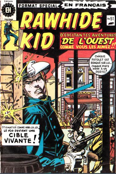 ma collection de Bande dessinée - Page 9 Rawhid10