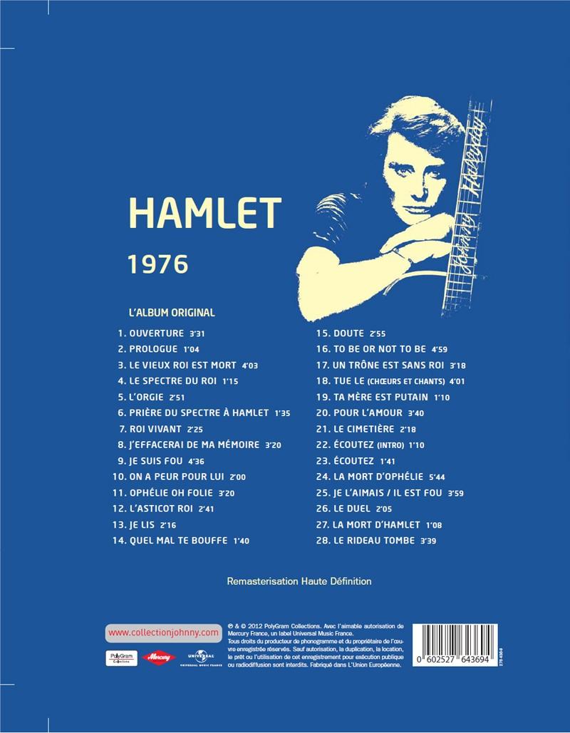 N° 40 1976 Hamlet Jhcoll13