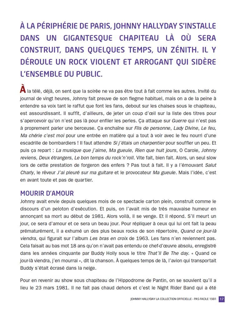 N° 41 1981 Pas facile Jhcoll21