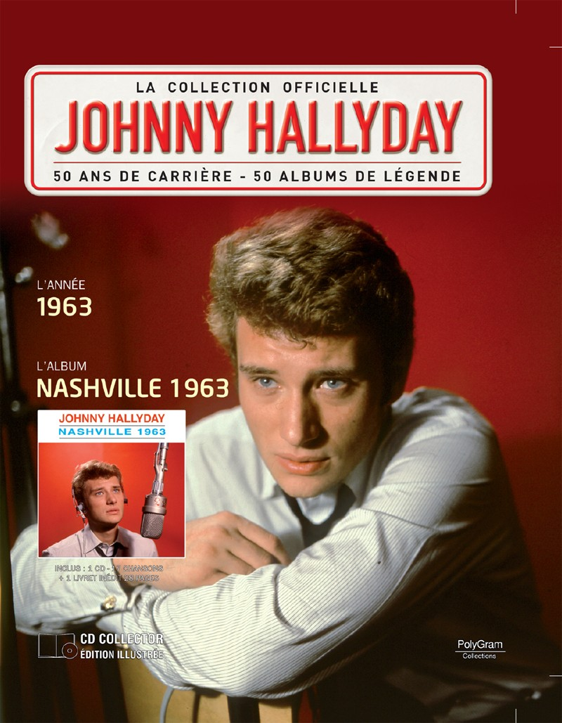N° 44 1963 Nashville 1963 Jhcoll37