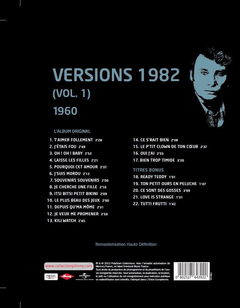 N° 45 1960 Versions 1982 Vol 1 Jhcoll44