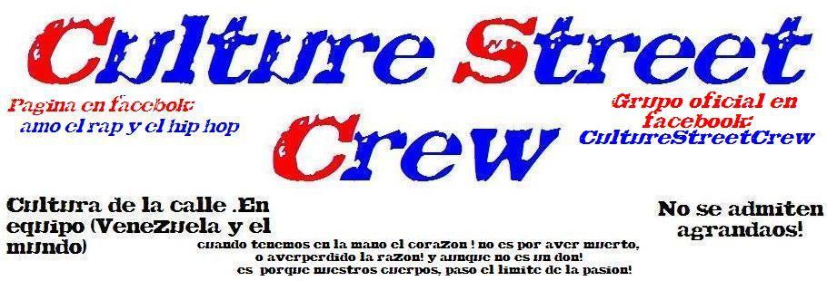 Foro culture street crew