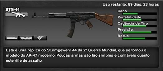 O Gun Emporium Stg-4410