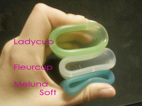 [CONFRONTO] MeLuna Soft M, Fleurcup L e Ladycup L Dscn1127