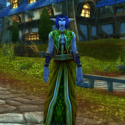 Azerothian Chronicles: Character Bios Lyraor10