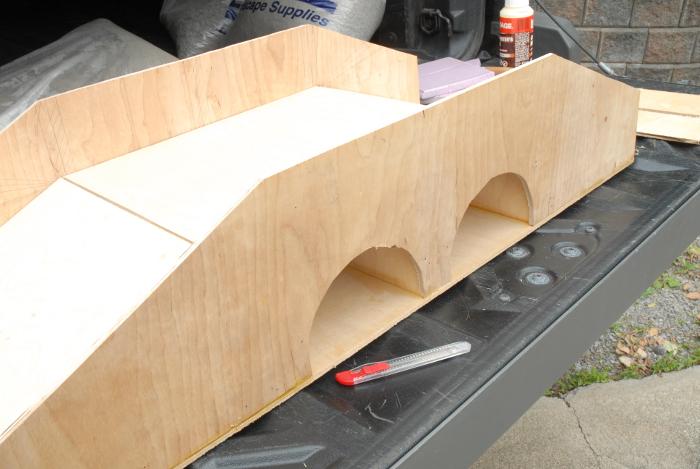 Stingers Bridge Build Bridge21