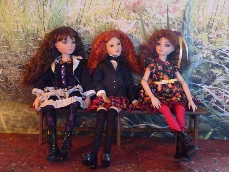 Mon Ellowyne... sa soeur... et ses cousines... P1040516
