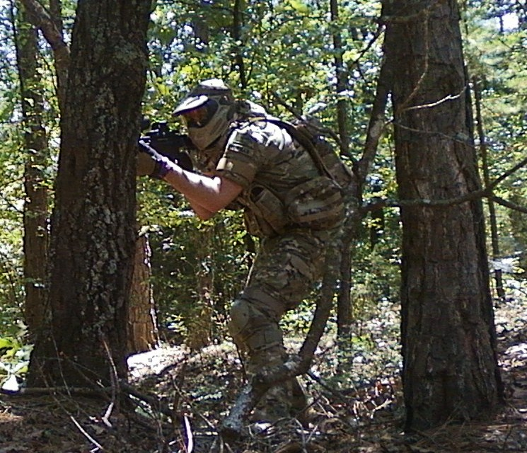 Which camouflage pattern do you use? Photo010