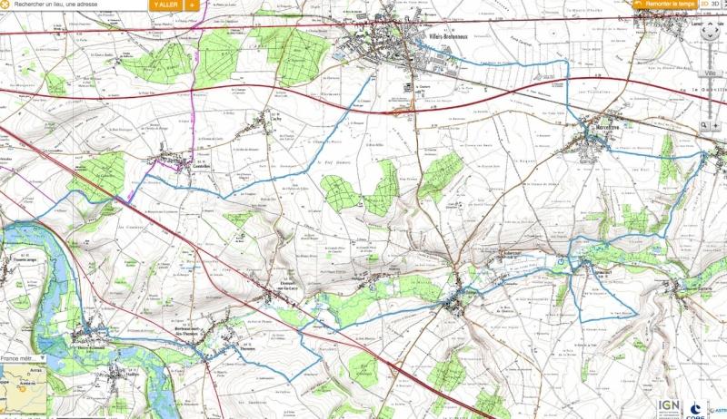 WE du 29-30 sur Villers-Bretonneux (80) Sortie10