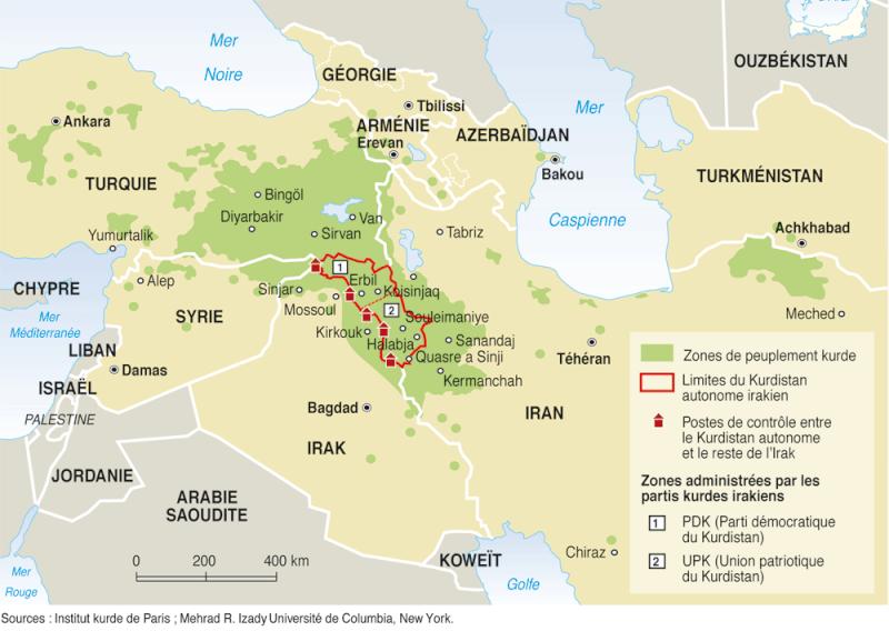 De la question kurde Kurdes10