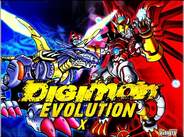 Digimon Evolution X