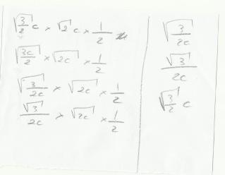 Racine carrée d'un nombre positif Aquati10